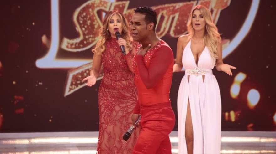 Viviana Rivasplata fue presentada como la tercera bailarina de la décima temporada de