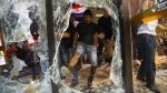Impactantes imágenes del incendio al Congreso de Paraguay - Noticias de juan acevedo