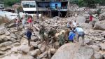 Colombia: Labores de rescate tras la mortal avalancha en Mocoa - Noticias de carlos limones