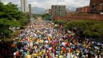 """""""¡No más Santos!"""": miles marchan en protesta liderada por Uribe - Noticias de manuel cubas"""
