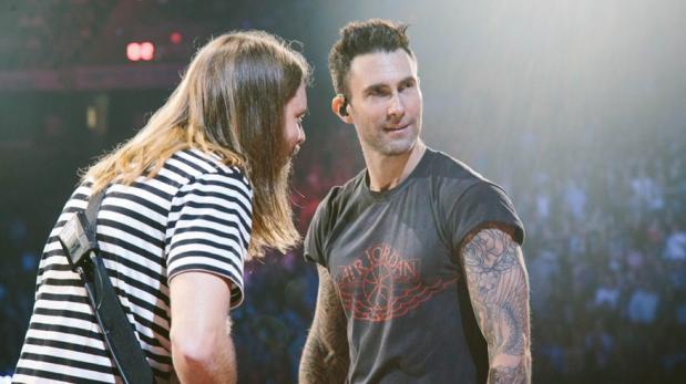 Maroon 5 se presentará junto a Incubus en Lima