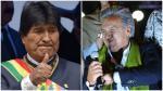 """Evo Morales desde La Habana: """"¡Felicidades hermano Lenín!"""" - Noticias de rafael correa"""