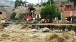 Lluvias en Perú y Colombia: ¿Es todo culpa de la naturaleza? - Noticias de augusto ortiz