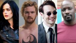 """""""The Defenders"""" de Marvel ya tiene fecha de estreno"""