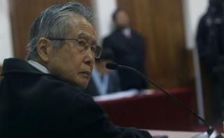 Alberto Fujimori no podrá usar grillete electrónico, dice jueza