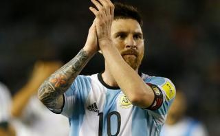 La banda musical The Strokes expresó su apoyo a Lionel Messi