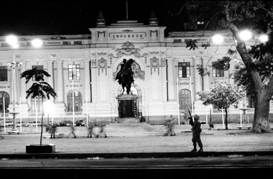 5 de abril: a 25 años del autogolpe de Alberto Fujimori [FOTOS]