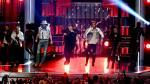 Los Backstreet Boys derrocharon nostalgia en nueva presentación - Noticias de johnny lee