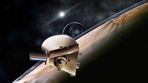 Sonda espacial de la NASA se adentra en el Cinturón de Kuiper