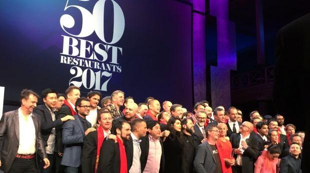 50 Best: Central reafirma su liderazgo en Sudamérica