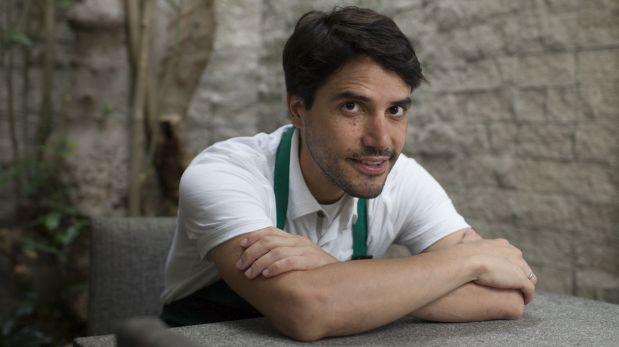 """Virgilio, el mejor según chefs del mundo: """"Estoy súper feliz"""""""