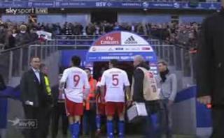 Guerrero reveló por qué agredió a hincha del Hamburgo en 2010
