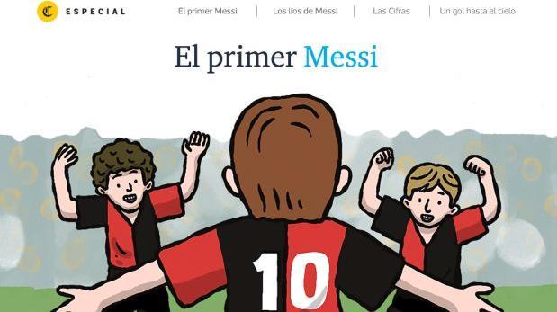 Messi: un especial del título que ganó hace 20 años en Perú