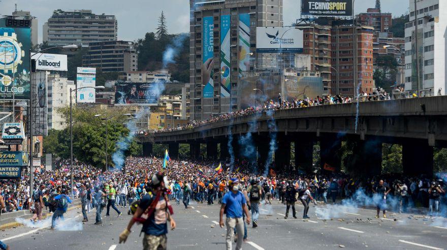 AFP / FEDERICO PARRA