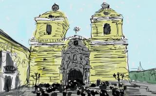 Hace cien años: Semana Santa limeña