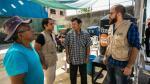 Piura: trabajan por el restablecimiento del agua en Catacaos - Noticias de chikungunya