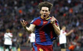 Messi: hace 7 años jugó uno de los mejores partidos de su vida