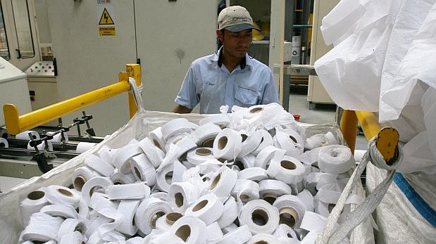 Kimberly Clark y Protisa concentran alrededor del 90% del mercado de papel higiénico en el Perú, según el Indecopi. (Archivo El Comercio)