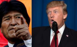 Evo Morales: Lo que hizo EE.UU. en Siria amenaza la paz mundial