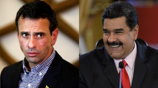 Líder opositor Capriles denuncia que fue