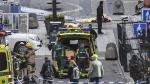 Estocolmo: El desolador panorama tras el atentado terrorista - Noticias de mikael vejedemo johansson