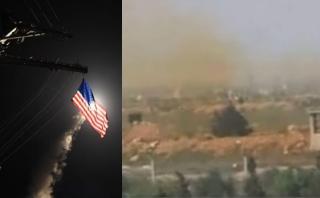 Así quedó la base militar siria bombardeada por EE.UU. [VIDEO]