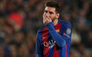 """Doctor que vio salud de Messi: """"Creo que lloró de frustración"""""""