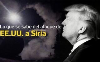 Siria: Bombardeo de EE.UU. e indignación de Rusia [CLAVES]