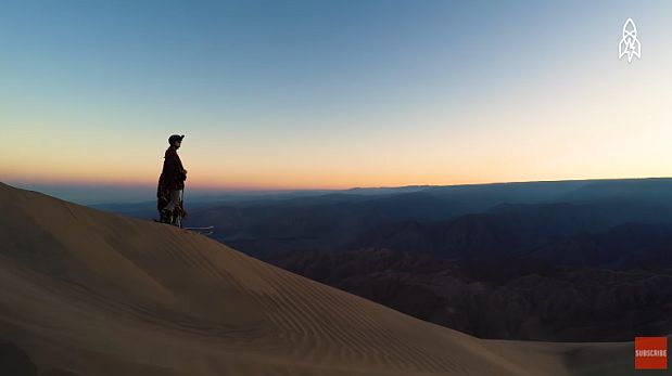 La serie de YouTube Great Big Story acompañó a Emma Dahlström y Jesper Tjäder en su viaje por Perú. (Foto: YouTube)