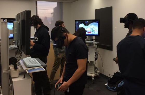 La realidad virtual ayuda a médicos con cirugías complejas