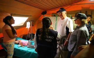Áncash: PPK anuncia construcción de nuevo hospital en Huarmey