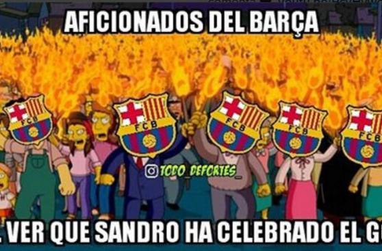 Barcelona: los memes que dejó la sorpresiva derrota ante Málaga