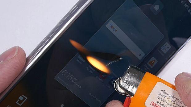 LG G6 pasó por duras pruebas de resistencia [VIDEO]