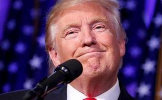 Trump felicita a sus Fuerzas Armadas por el ataque en Siria