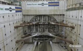 Concluyó la construcción del túnel más grande del mundo
