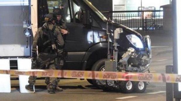 Noruega: Policía detona