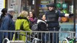 """Peruana en Estocolmo: """"El atentado se veía venir"""" - Noticias de policía atropellado"""