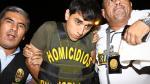 José Yactayo: capturan a presunto autor de crimen de periodista - Noticias de jose angel zamora