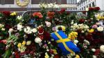 Así amaneció Estocolmo tras el atentado que mató a 4 - Noticias de silvia flores