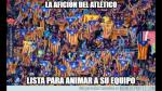 Facebook: el Real Madrid vs. Atlético visto en divertidos memes - Noticias de santiago correa