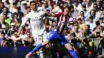 Real Madrid empató 1-1 frente al Atlético en el Bernabéu - Noticias de angel vivas