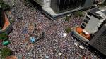 Venezuela: Protestan en contra de la inhabilitación de Capriles - Noticias de tomas rincon