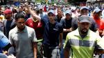 Venezuela: Protestan en contra de la inhabilitación de Capriles - Noticias de adel hana