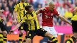 Bayern Múnich aplastó 4-1 a Borussia Dortmund por Bundesliga - Noticias de marc andre