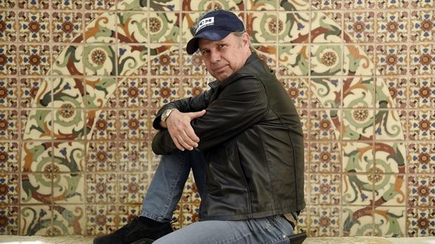 Todd Fisher, posando para el lente de Hollywood el pasado 5 de abril. (Foto: AP)