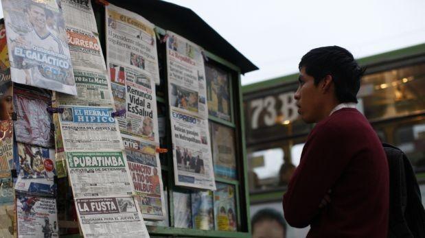 Con la libertad de prensa, no, por Federico Salazar