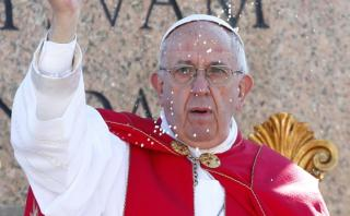 Papa Francisco condena atentados contra iglesias de Egipto
