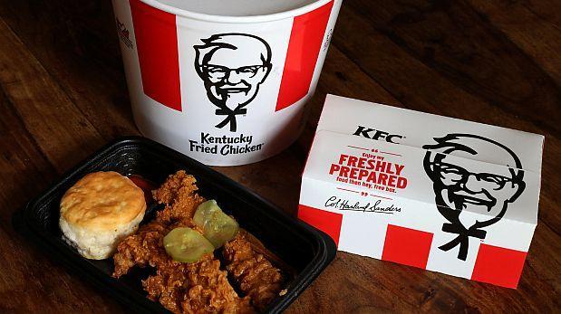 KFC dejará de servir pollo tratado con ciertos antibióticos