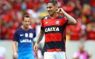 Guerrero: jugador de Vasco minimizó su desempeño en Flamengo