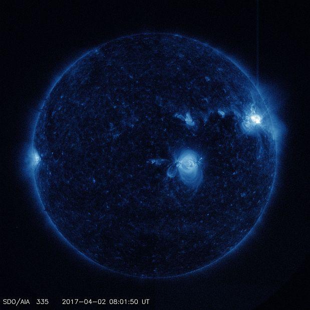 (Foto: NASA/SDO)